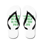 Service Merchandise Flip Flops