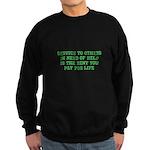 Service Merchandise Sweatshirt (dark)