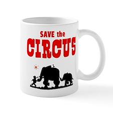 Save the Circus Mug