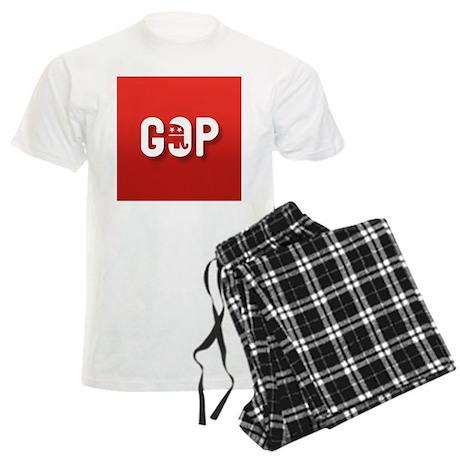 GOP Men's Light Pajamas