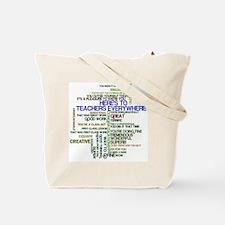 Terrific Fifth Graders Tote Bag
