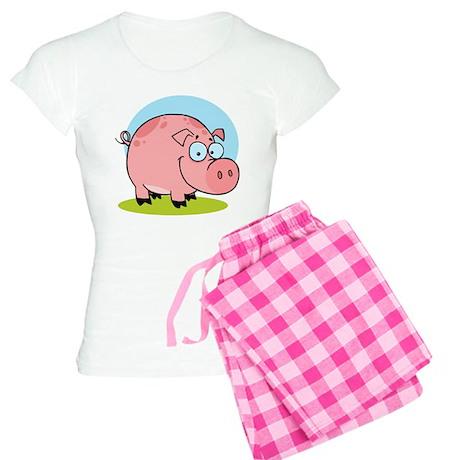 Pig Women's Light Pajamas