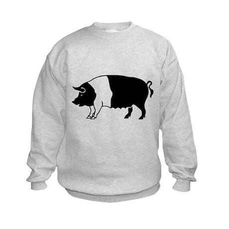 Pig Kids Sweatshirt