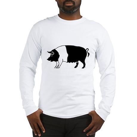 Pig Long Sleeve T-Shirt