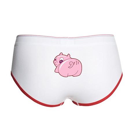 Pig Women's Boy Brief