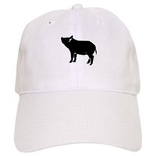 Pig Baseball Cap
