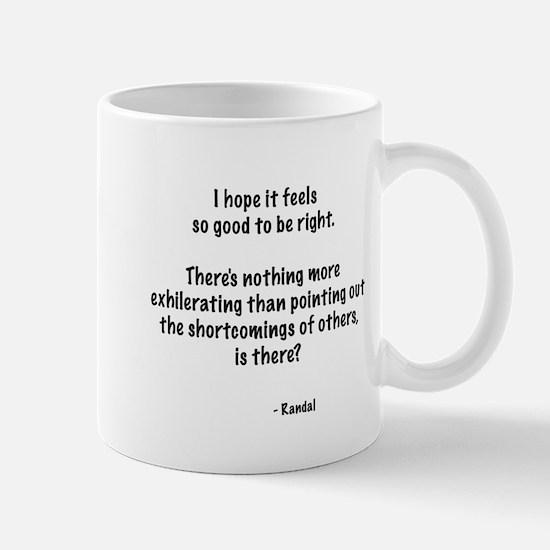 Shortcomings  Mug