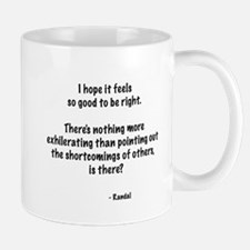 Shortcomings  Small Small Mug