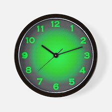 Alien Planet Wall Clock