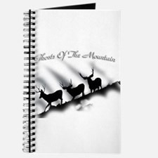 Ghosts of the Mountian Journal