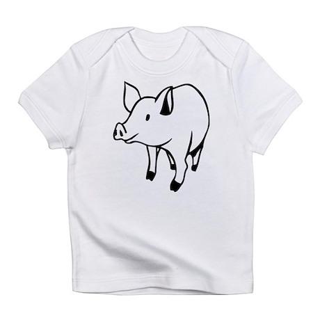 Pig Infant T-Shirt