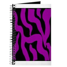 Purple Zebra Journal