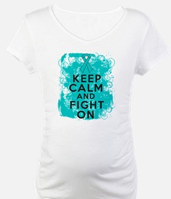 PKD Keep Calm Fight On Shirt