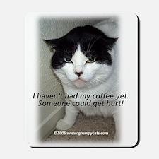 Grumpy Cats 2 Mousepad