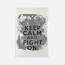 Parkinsons Disease Keep Calm Fight On Rectangle Ma