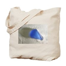 Blue Sea Glass Tote Bag