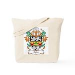 Tyler Coat of Arms Tote Bag