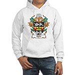 Tyler Coat of Arms Hooded Sweatshirt