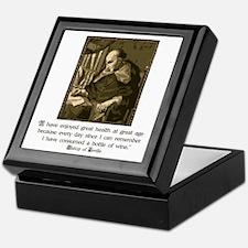 Bishop of Seville Keepsake Box