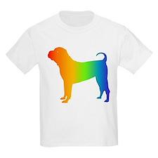Chinese Shar Pei Kids T-Shirt