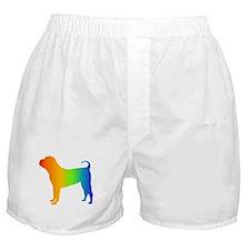 Chinese Shar Pei Boxer Shorts