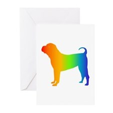 Chinese Shar Pei Greeting Cards (Pk of 10)