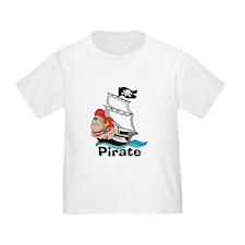 Pirate Boat T