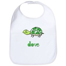 Turtle Dove Bib