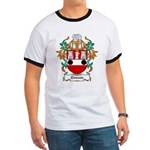 Tonson Coat of Arms Ringer T