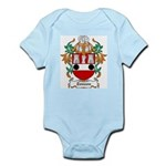 Tonson Coat of Arms Infant Creeper