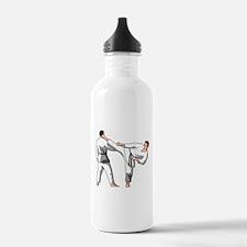 Karate Water Bottle
