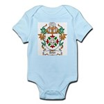 Toler Coat of Arms Infant Creeper