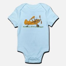 Cub Airplane Infant Bodysuit