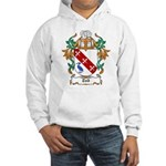 Tod Coat of Arms Hooded Sweatshirt