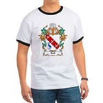 Tod Coat of Arms Ringer T