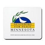 Minnesota Neighbors for Peace Mousepad