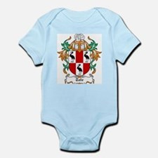 Tate Coat of Arms Infant Creeper