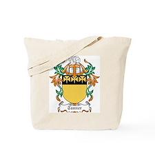 Tanner Coat of Arms Tote Bag