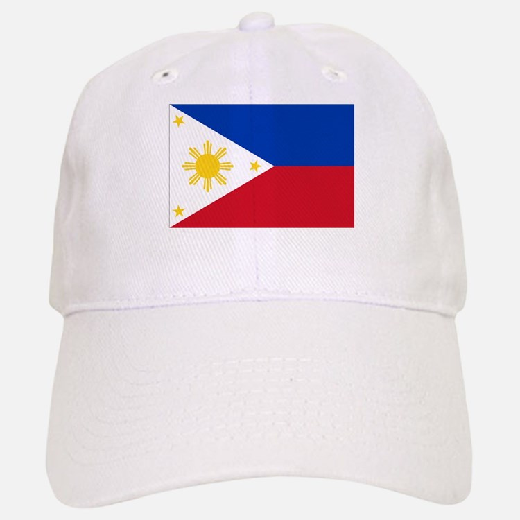 Philippine flag Baseball Baseball Cap
