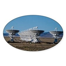 Very Large Array 7511 Decal