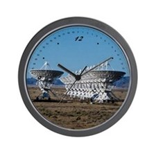 Very Large Array 7511 Wall Clock