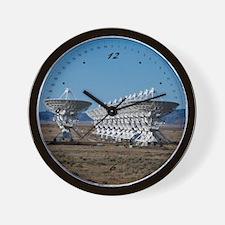 Very Large Array 7511 Wall Clock