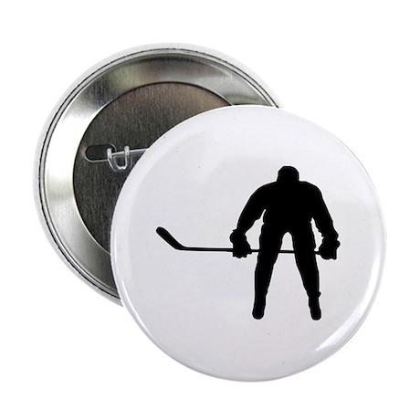 "Hockey 2.25"" Button"