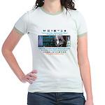"""Rise Up!"" Jr. Ringer T-Shirt"