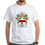 Taggart Coat of Arms White T-Shirt