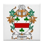 Taggart Coat of Arms Tile Coaster