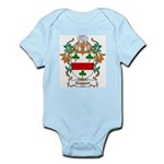 Taggart Coat of Arms Infant Creeper