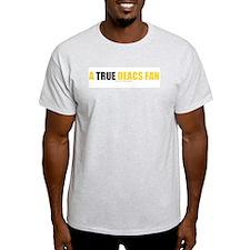 A True Deacs Fan Ash Grey T-Shirt