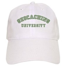Geocaching University Baseball Cap