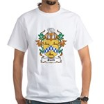 Swift Coat of Arms White T-Shirt